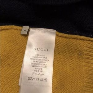 🔹100% AUTHENTIC GUCCI WOOL SWEATER WITH TIGER 🔹